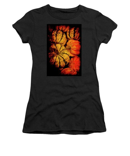 Women's T-Shirt (Athletic Fit) featuring the photograph Renaissance Squash by Jennifer Wright