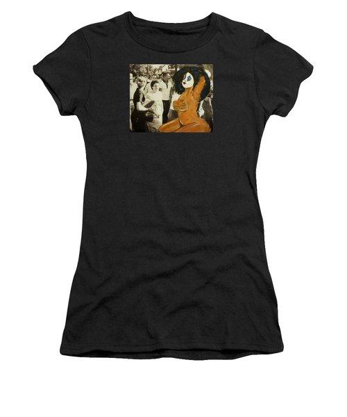 Renee Segregationist Women's T-Shirt (Athletic Fit)