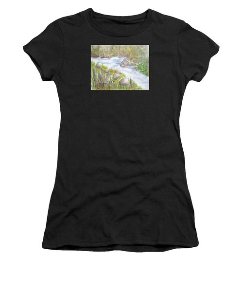 Rest By My Waters Women's T-Shirt