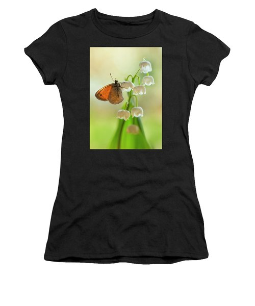 Rest In The Morning Sun Women's T-Shirt (Athletic Fit)