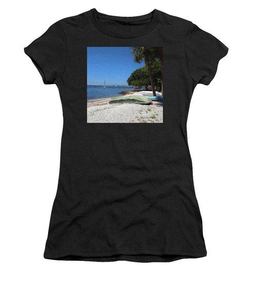 Rest Stop Women's T-Shirt