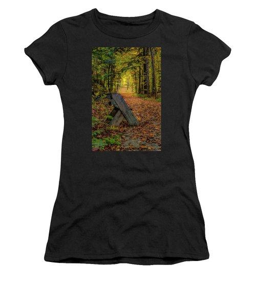 Restfull Women's T-Shirt