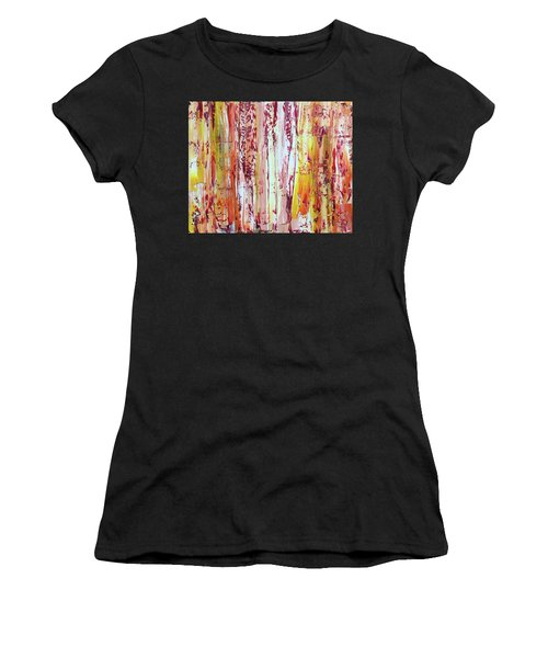 Restless Beauty Women's T-Shirt (Athletic Fit)