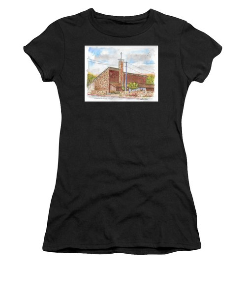 Resurrection Parish Or Zullah, Washington Women's T-Shirt