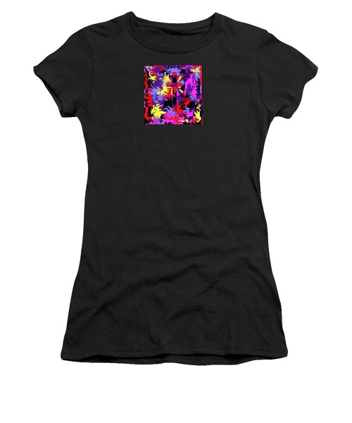 Resurrection Women's T-Shirt (Athletic Fit)