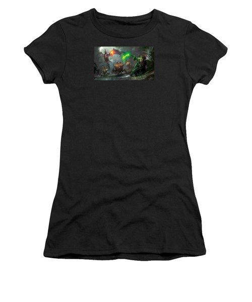 Retaliation Of Ob Nixilis Women's T-Shirt