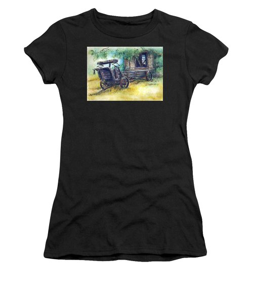 Retired At Last Women's T-Shirt