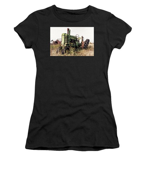 Retired Women's T-Shirt (Athletic Fit)