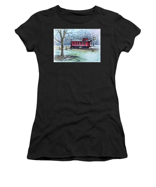 Retired Red Caboose Women's T-Shirt