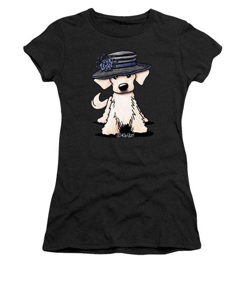 Retriever Puppy Women's T-Shirt