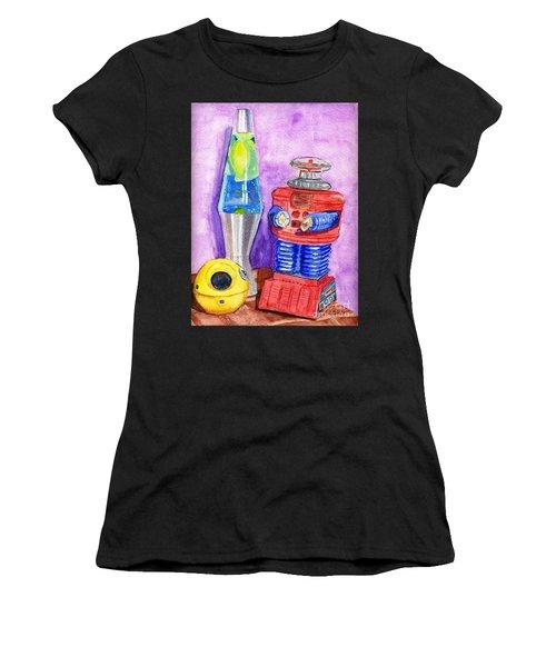 Retro Toys Women's T-Shirt
