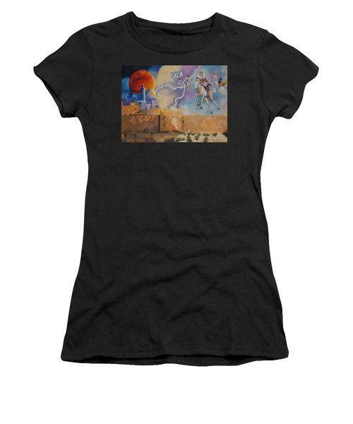 Return Of The King Women's T-Shirt (Athletic Fit)