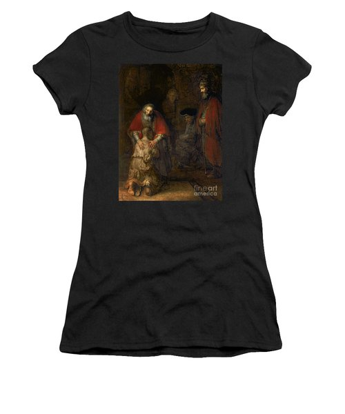 Return Of The Prodigal Son Women's T-Shirt (Athletic Fit)