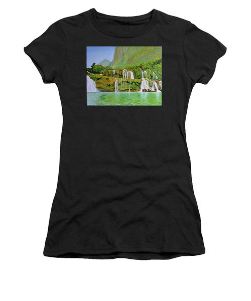 Returned To Paradise Women's T-Shirt