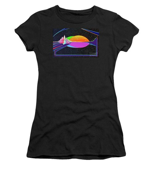 Revelations New Earth Women's T-Shirt (Athletic Fit)