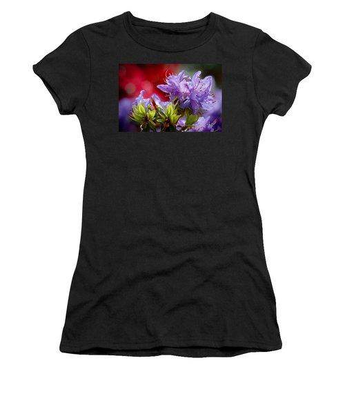 Rhododendron Bluebird Women's T-Shirt