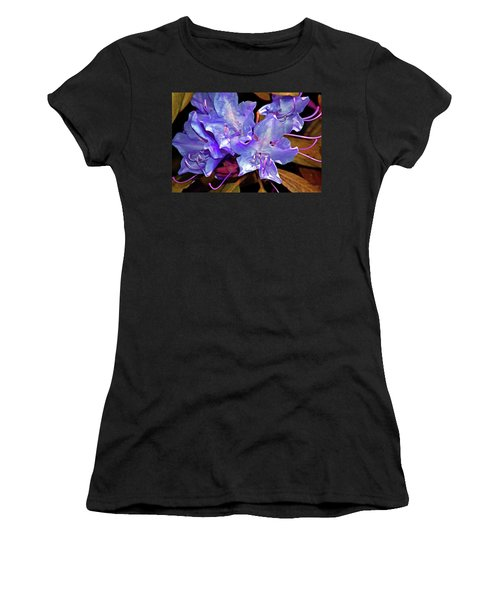 Rhododendron Glory 6 Women's T-Shirt