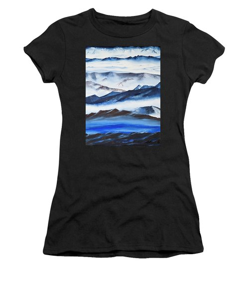 Ridgelines Women's T-Shirt