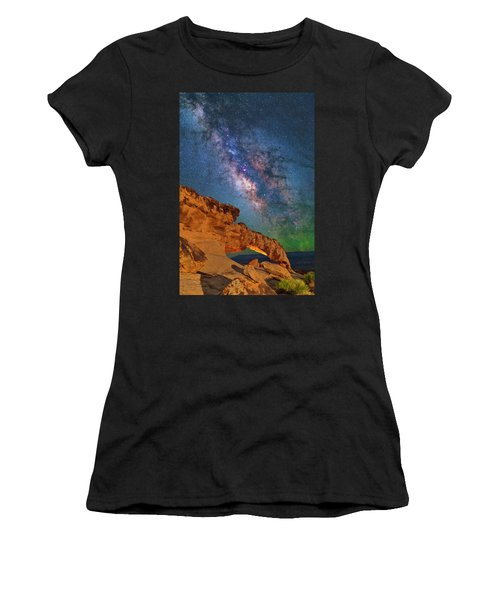 Riding Over The Arch Women's T-Shirt