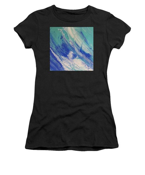 Riding The Wave Women's T-Shirt