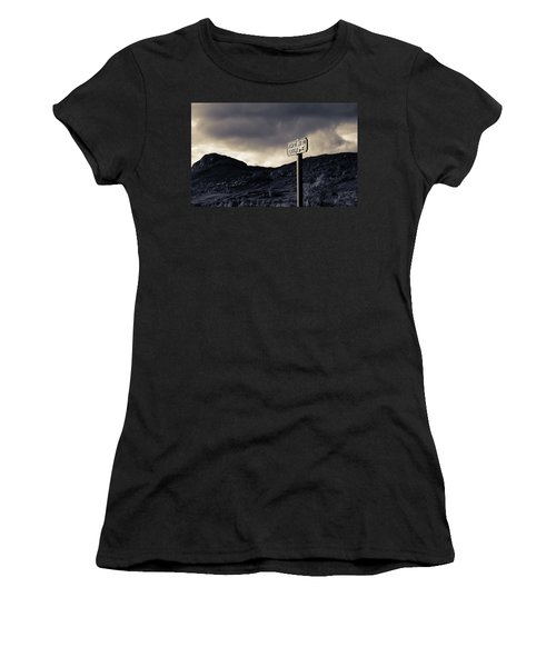 Right Of Way To Laggan Women's T-Shirt