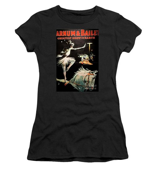 Ringling Brothers - 1 Women's T-Shirt