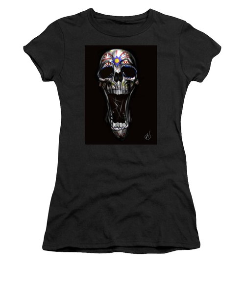 R.i.p Women's T-Shirt (Athletic Fit)