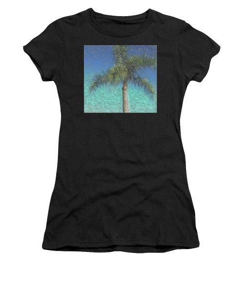 Rippled Palm Women's T-Shirt