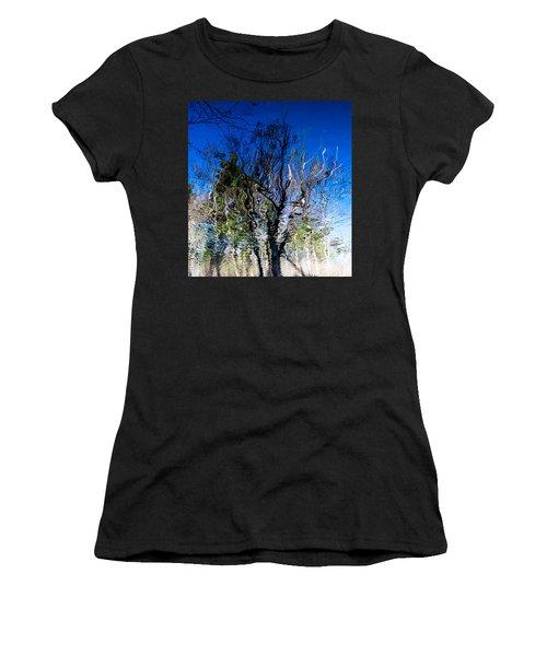 Rippled Reflection Women's T-Shirt
