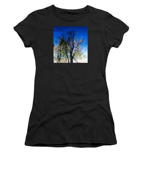 Rippled Reflection Women's T-Shirt
