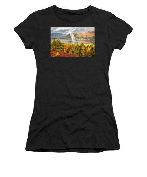 Rising Mist Women's T-Shirt