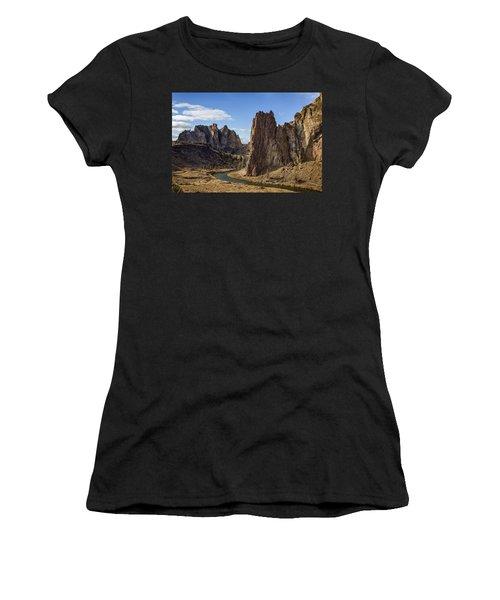 River And Rock Women's T-Shirt