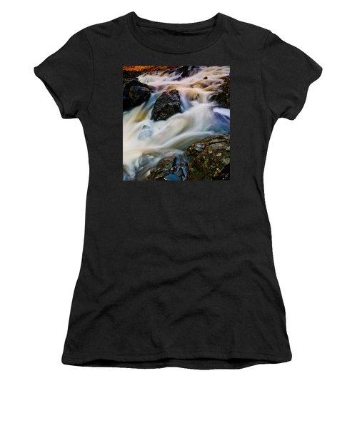 River Dance Women's T-Shirt (Athletic Fit)