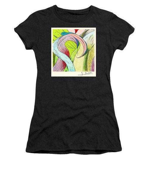 River Grass Up Close Women's T-Shirt