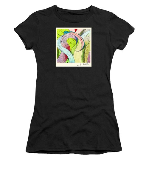 River Grass Up Close Women's T-Shirt