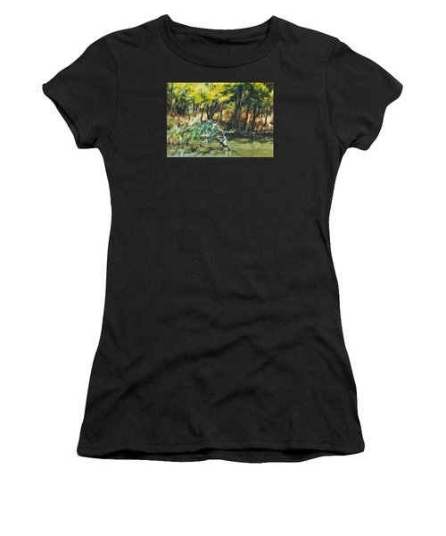 River In Summer Women's T-Shirt