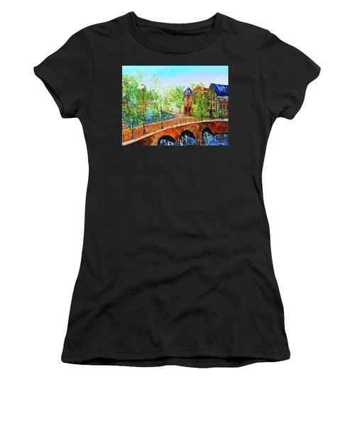 River Runs Through It Women's T-Shirt