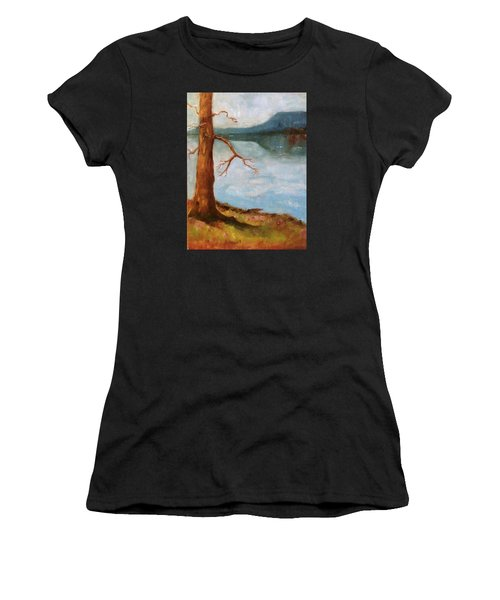 View Of Nebo Women's T-Shirt (Athletic Fit)