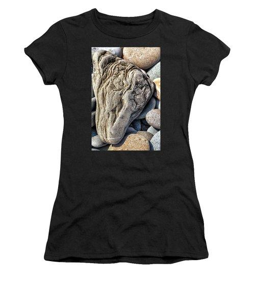Rivered Stone Women's T-Shirt