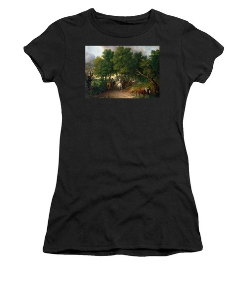Road From Market  Women's T-Shirt