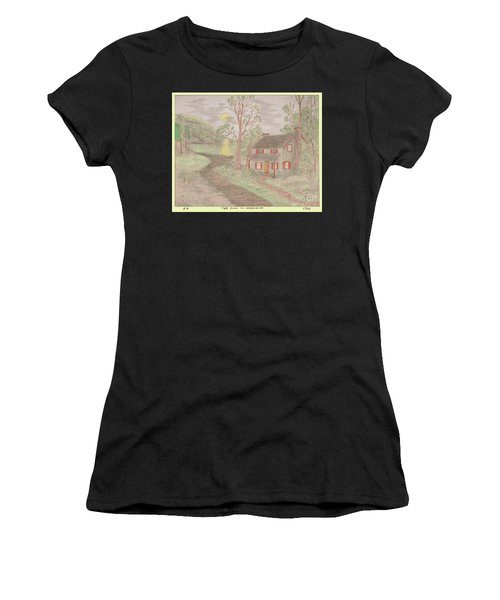 Road To Happiness Women's T-Shirt