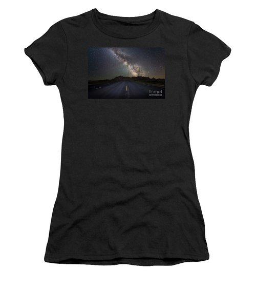 Road To The Heavens Women's T-Shirt
