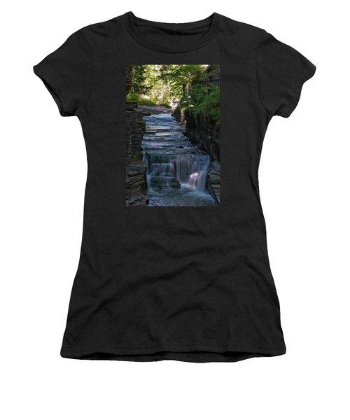 Robert Treman 0512 Women's T-Shirt (Athletic Fit)