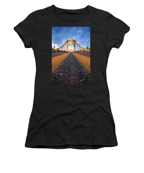 Roberto Clemente  Women's T-Shirt (Athletic Fit)