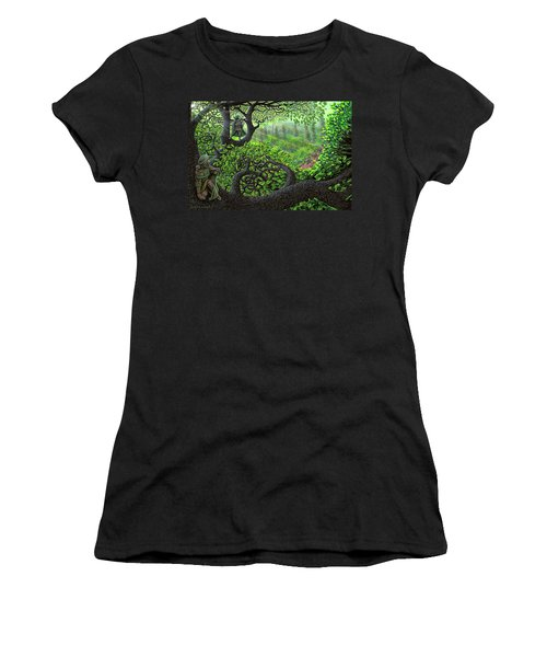 Robin Hood Women's T-Shirt (Athletic Fit)