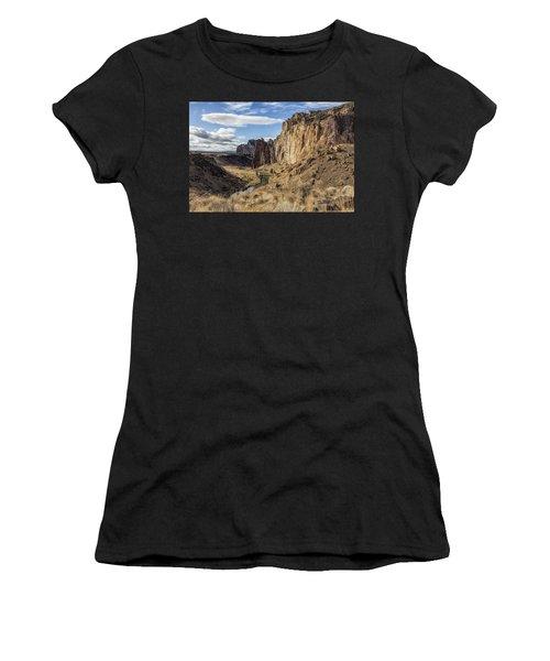 Rock From Ash Women's T-Shirt