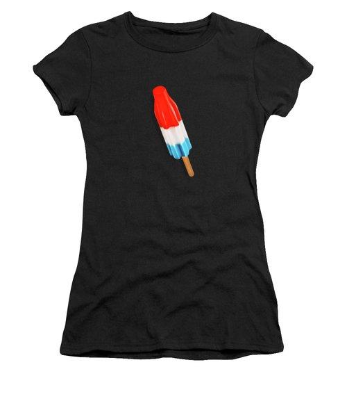 Rocket Pop Pattern Women's T-Shirt