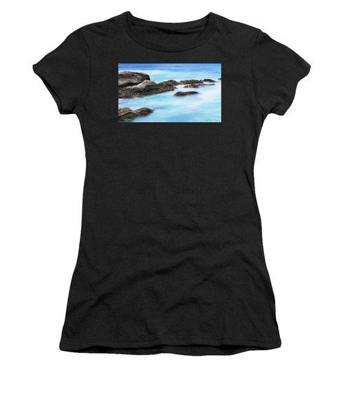 Rocky Ocean Women's T-Shirt