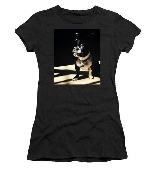 Rocky Women's T-Shirt (Athletic Fit)