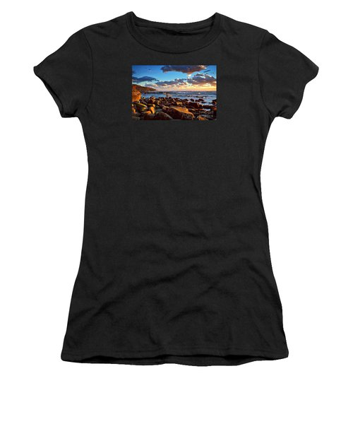 Rocky Surf Conditions Women's T-Shirt